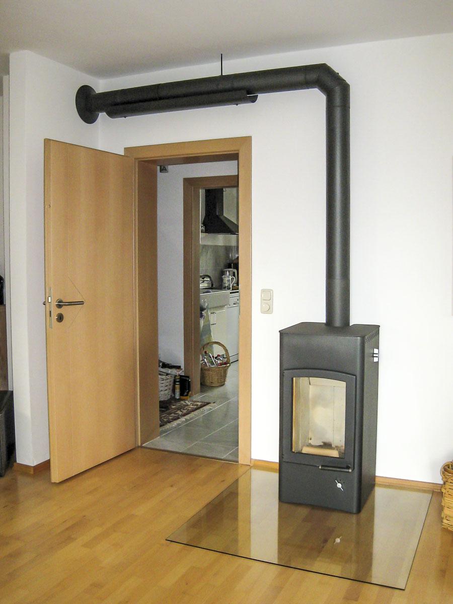 strahlungsschutz f r ofenrohre klimaanlage und heizung zu hause. Black Bedroom Furniture Sets. Home Design Ideas